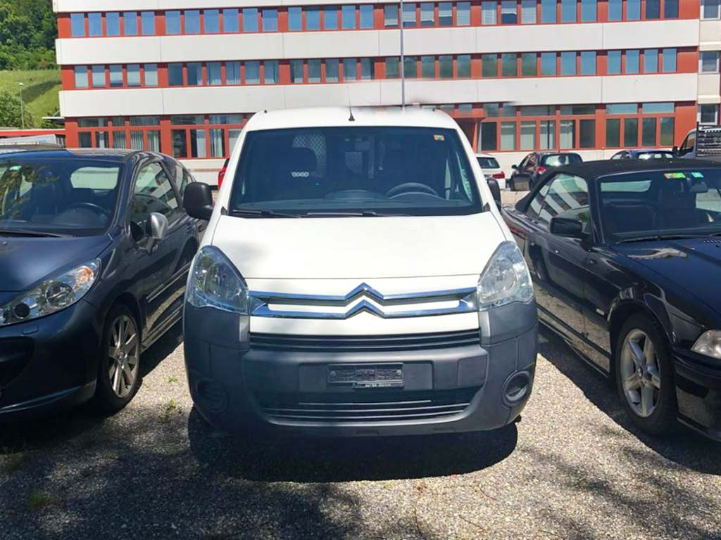 CITROEN Jumpy 2,0 HDi L1H1 Business 2011 Diesel Automatique 128PS 1997ccm 2130kg 159000km 7,6L